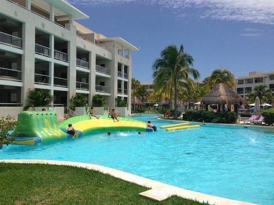 Paradisus Playa Del Carmen La Esmeralda : main pool