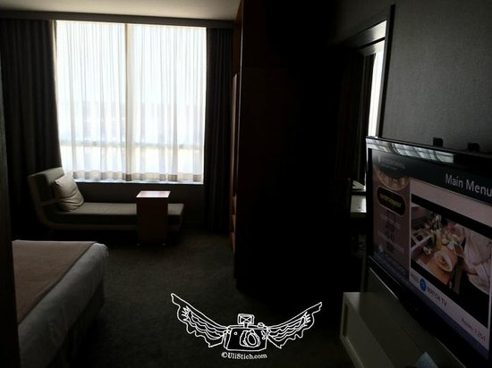 Loews Chicago O'Hare Hotel: suite