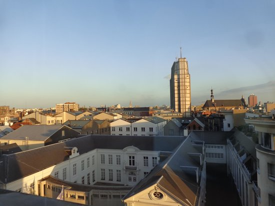 Hilton Antwerp Old Town: view