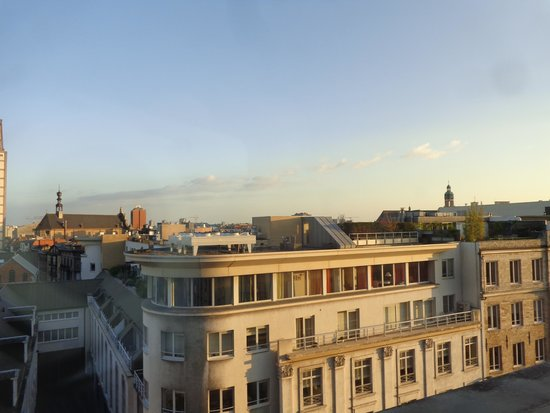 Hilton Antwerp Old Town: view 2