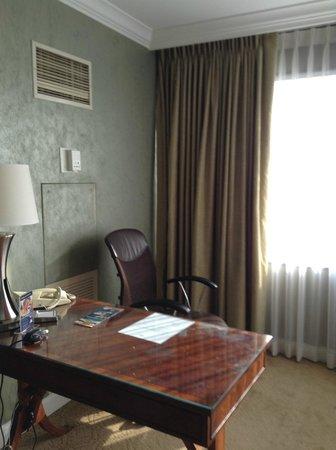 Hilton Los Angeles/Universal City: La chambre