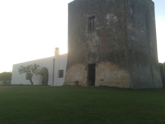 Torre del Cardo : L'ingresso principale