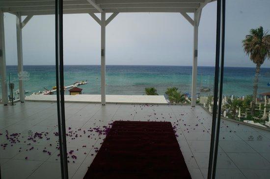 Tsokkos Silver Sands Beach Hotel: для новобрачных