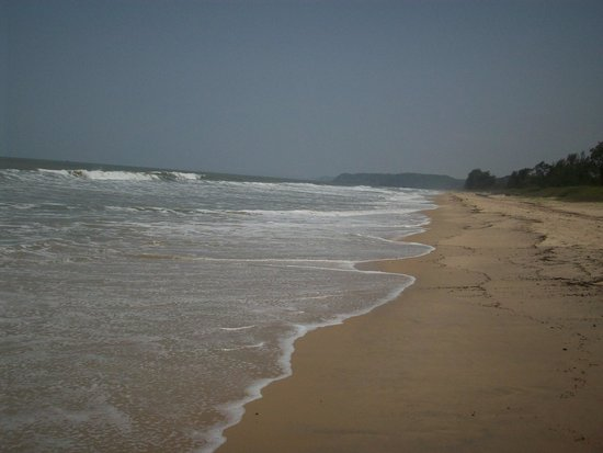 Sawantwadi, India: Shiroda Vengrula Beach