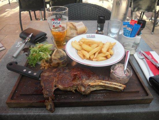 Restaurant la Boucherie : dinner