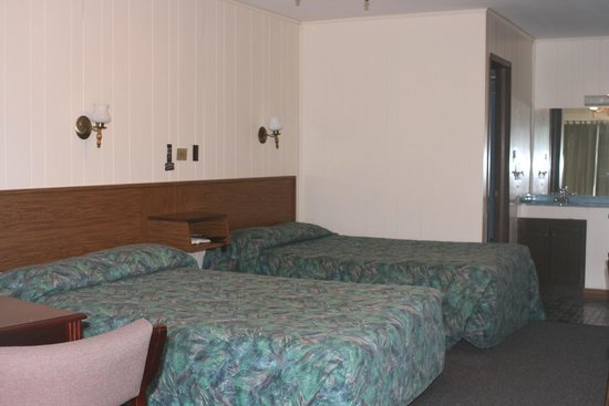 Eden Rock Motel: these are our rooms