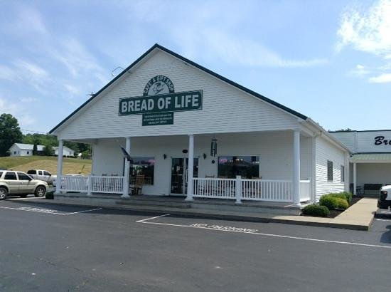 Bread of Life Cafe: STOP in, Sit awhile !!