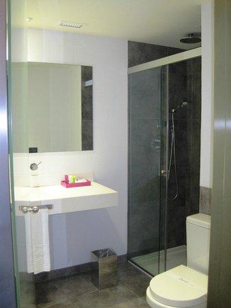 Hotel Zenit Vigo: cuarto de baño