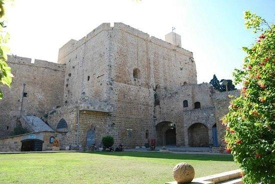 Crusader Fortress: Exterior de la fortaleza