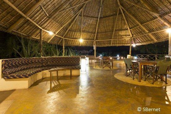 Oremiti Tented Lodge : Bar