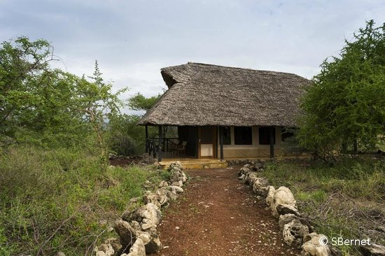 Oremiti Tented Lodge : Chambre
