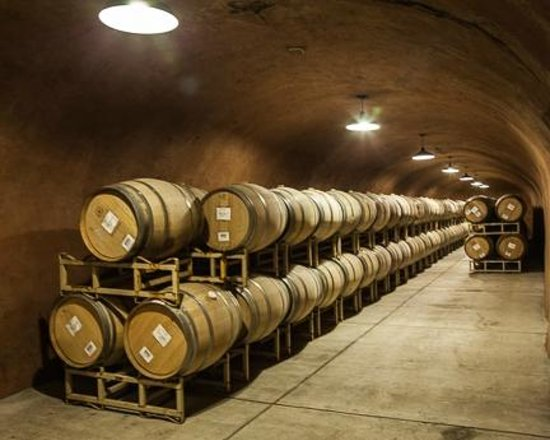 Benziger Family Winery: Cellars