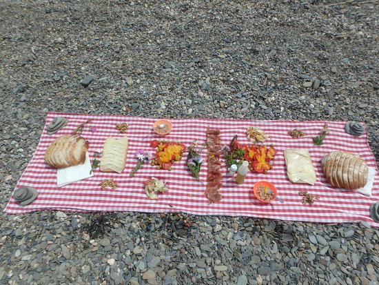 Panorama Trails: our little picnic, made with love ...