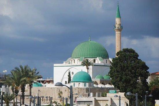Al-Jazzar Mosque: Vista de la mezquita