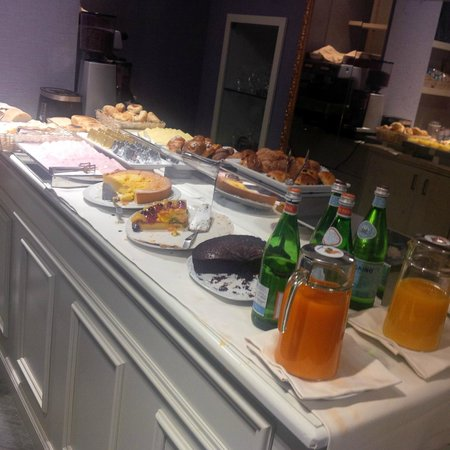 c-hotels Club : Breakfast spread