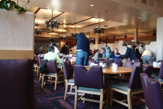 Canyon Plaza Resort: Restaurant
