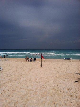 Gran Caribe Resort: Beautiful Beach
