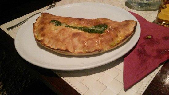 Ristorante Il Siciliano: пицца