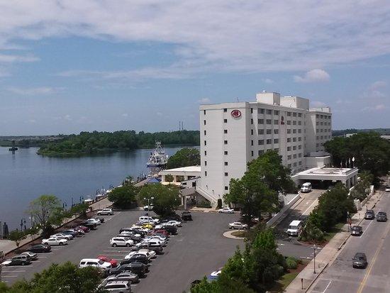Hilton Wilmington Riverside: Hilton Hotel