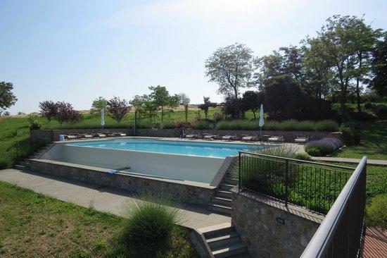 Agriturismo Podere Prasiano: Pool Area