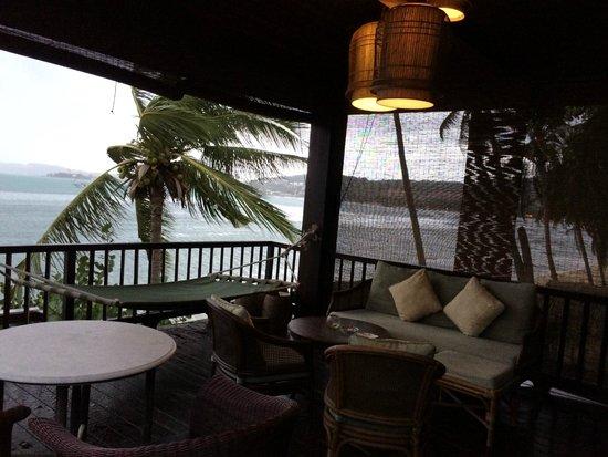 The Scent Hotel : Balcony