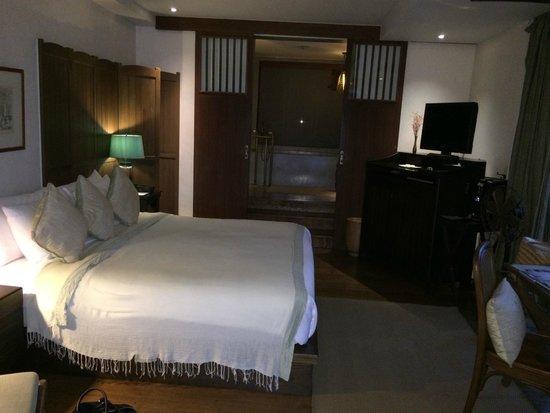 The Scent Hotel : Bedroom