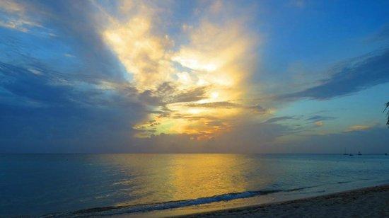 Allegro Cozumel : sunset