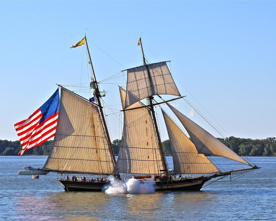 Pride of Baltimore II: PRIDE II by Norbert Stager