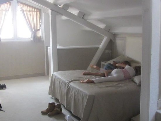 Hotel Campiello: camera delux