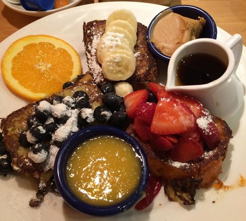 Yolk : French Toast Flight!