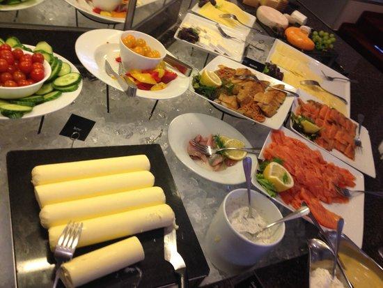 Mövenpick Hotel Münster: breakfast