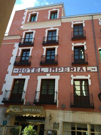 Hotel Zenit Imperial: Hotel