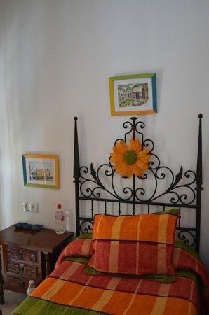 Hostal Trinidad: Single room