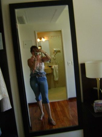 Europlaza Hotel & Suites: Na suite