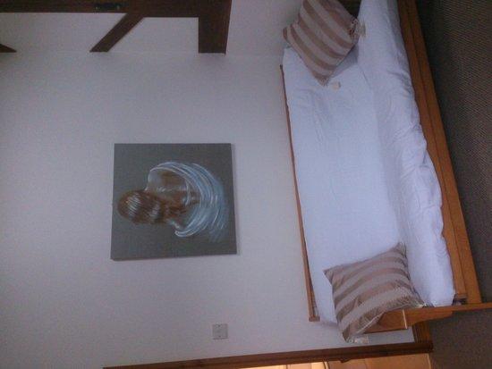 The White Horse Inn: King room