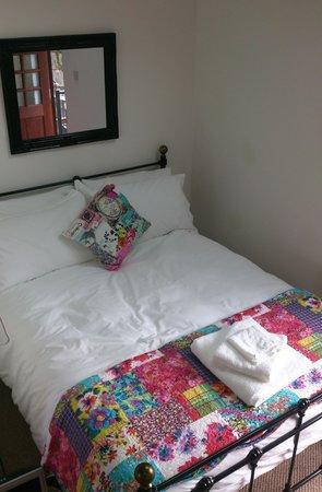 The White Horse Inn: Double room