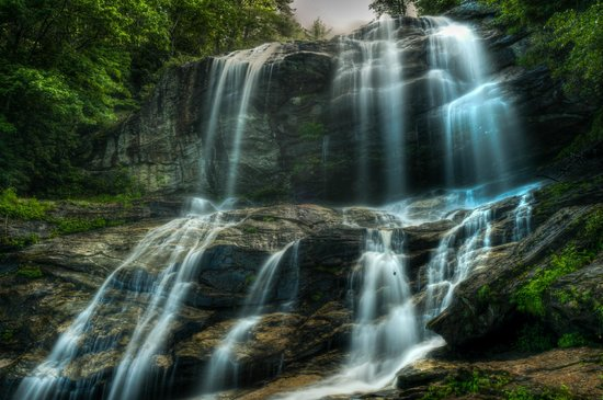 Glen Falls Upper Section