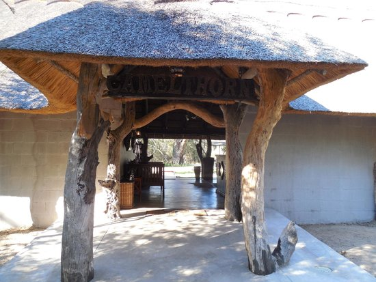 Camelthorn Lodge : Entryway