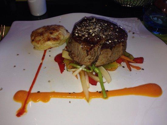 Mo GastroTapas: Fillet steak