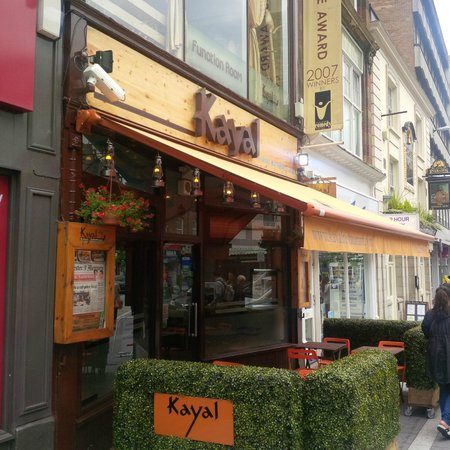 Kayal: View from outside