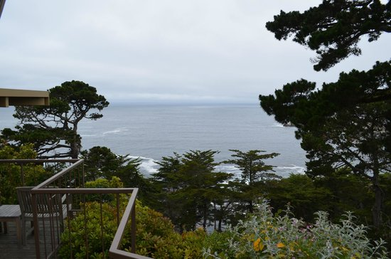 Hyatt Carmel Highlands: View from Patio