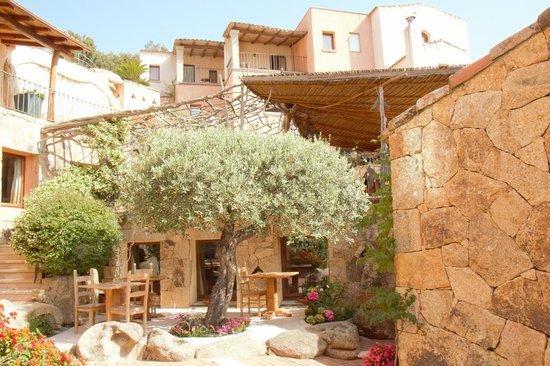 Hotel Arathena: Central area