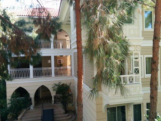 Ali Bey Resort Sorgun : alibey side buildings