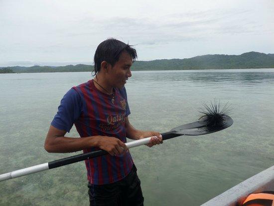 Yandup Island Lodge: Wonderful Excursions