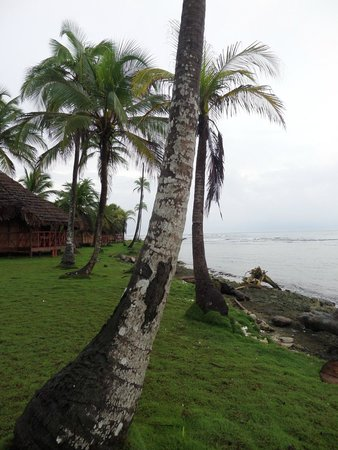 Yandup Island Lodge: On Land Bungalows