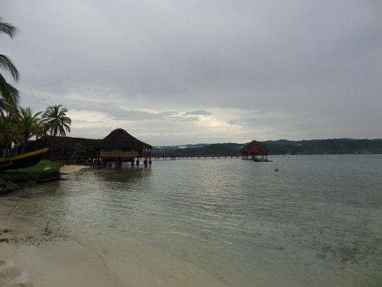 Yandup Island Lodge: Dining Area