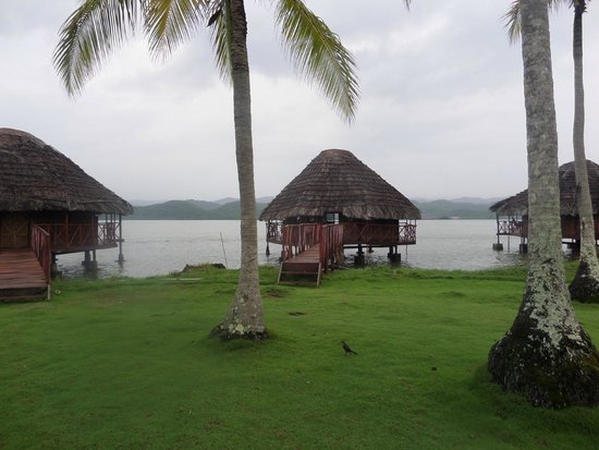Yandup Island Lodge: Bungalows