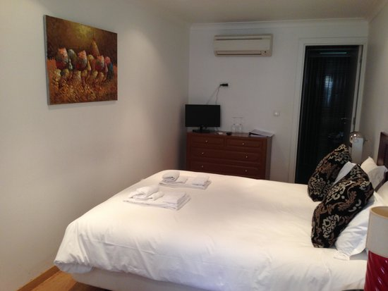 Casa do Patio by Shiadu: Notre chambre