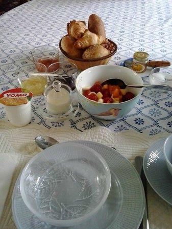 Althea : Breakfast <3