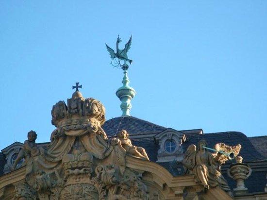 Die Residenz: Würzburg Residenz